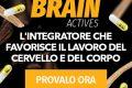 Brain  actives per corpo e mente